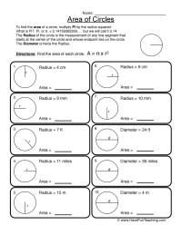 Geometry Worksheets - Page 2 of 7 - Have Fun Teaching