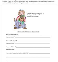 Using Illustrations to Understand Worksheet • Have Fun Teaching [ 1294 x 1000 Pixel ]