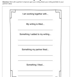 Working Together Worksheet • Have Fun Teaching [ 1294 x 1000 Pixel ]