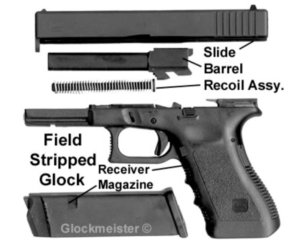glock field strip