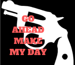 Concealed Carry and Make My Day
