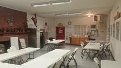 Pueblo City Park Gun Range Meeting Room
