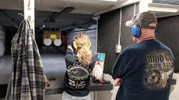 good shooting skills