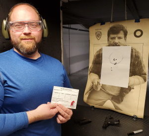 Learn To Shoot-Shooting Qualifications