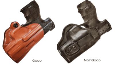 administrative gun handling