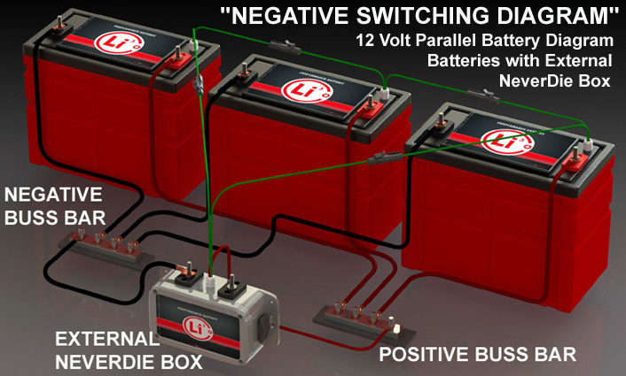 Volt Winch Wiring Diagram As Well Wiring 12 Volt Batteries In Parallel