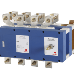 euroload changeover switch size 3 four pole ss enclosure [ 1200 x 1140 Pixel ]