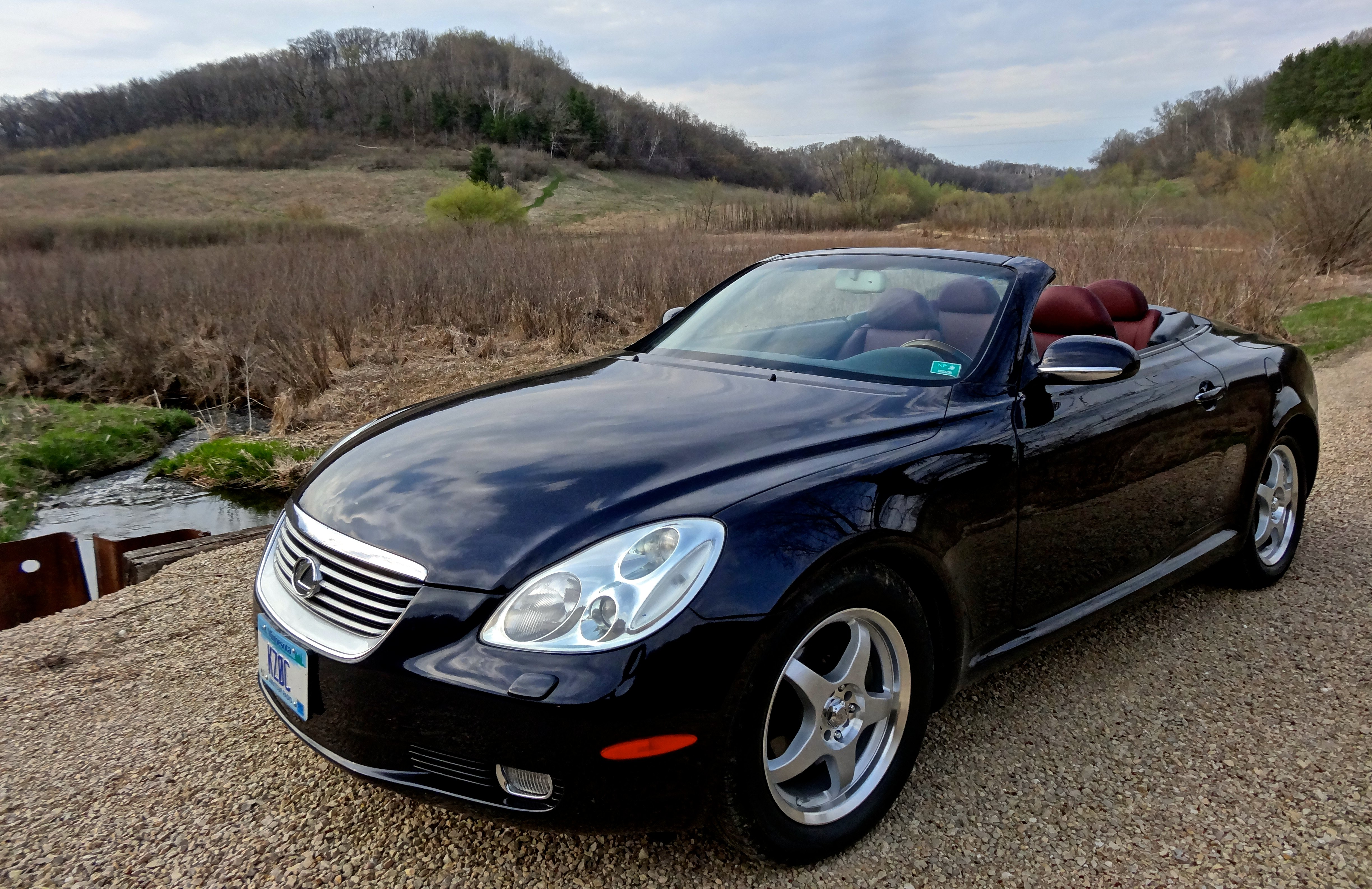 2002 Lexus SC430 for sale by owner