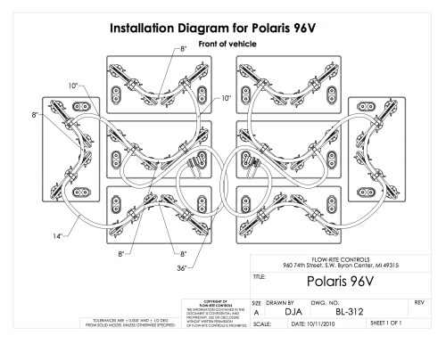small resolution of installing flow rite battery watering in an ev rangerforums net polaris ranger ev wiring diagram i