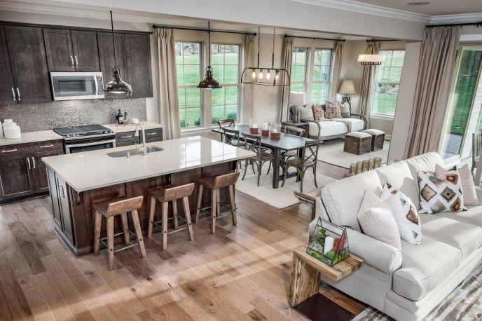 's-Mill-model-home-open-floor-plan
