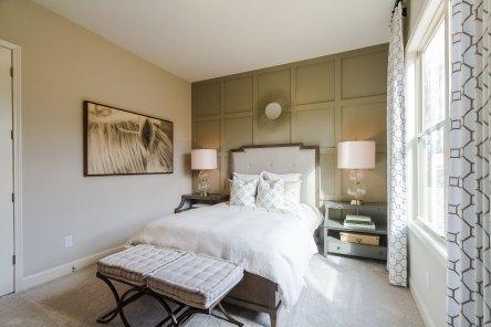 Haven-Design-Works-Atlanta-Front-Door-Shadowbrook-Crossing-Guest-Suite-accent-wall