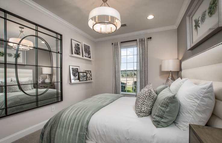 Haven-design-works-atlanta-CalAtlantic-Charlotte-Arrington-model-home-Guest-Room