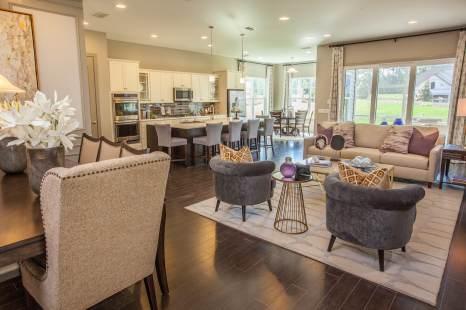 Cover-Haven-design-works-atlanta-K.Hovnanian-Charleston-Ibiza-model-home-Family Room
