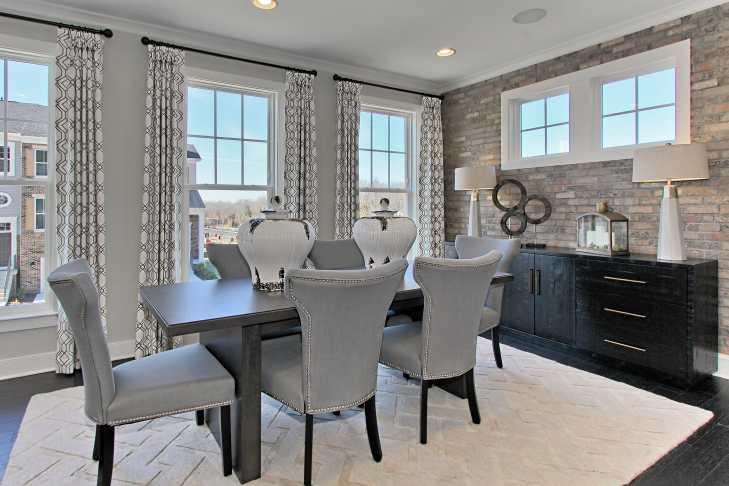 Haven-design-works-Atlanta-CalAtlantic-Washington D.C.-Belmont Run-model-home-Dining Room-min