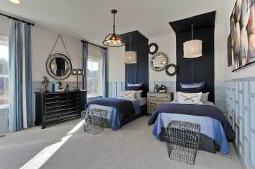 Haven-design-works-Atlanta-CalAtlantic-Washington D.C.-Glenbury Estates-model-home-Boys Room-min