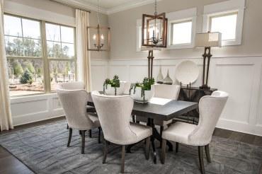Haven-design-works-Atlanta-CalAtlantic-Atlanta-Briarstone at Nesbit Lakes-model-home-Dining Room