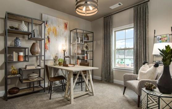 Haven-design-works-Atlanta-CalAtlantic-Atlanta-Tramore-model-home-Study