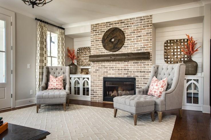 Haven-design-works-Atlanta-Stanley Martin-Atlanta-Inwood-model-Family Room