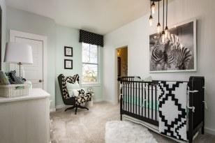 Haven-design-works-Atlanta-Stanley Martin-Homes-Charleston-Mixson-model-home-Nursery