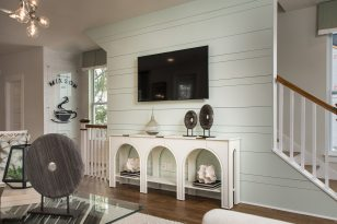 Haven-design-works-Atlanta-Stanley Martin-Homes-Charleston-Mixson-model-home-Wall Detail