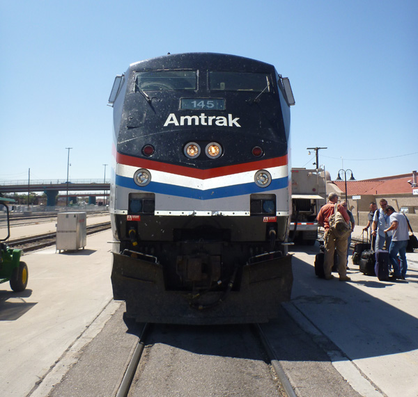 Amtrak During COVID - Southwest Chief Chicago to Los