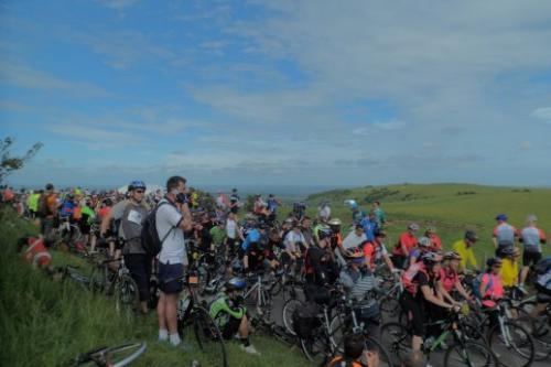 Ditchling Beacon 2013