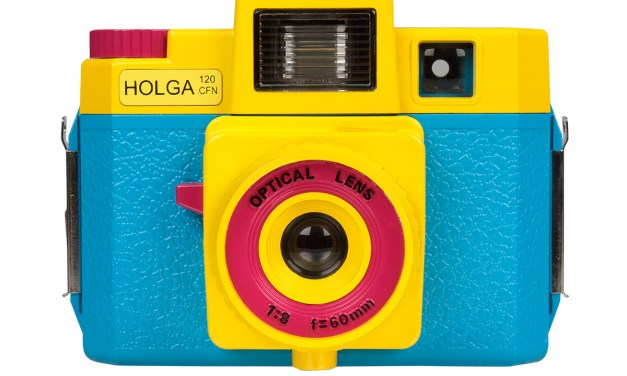 Holga, My Mind Works Like a Plastic Lens