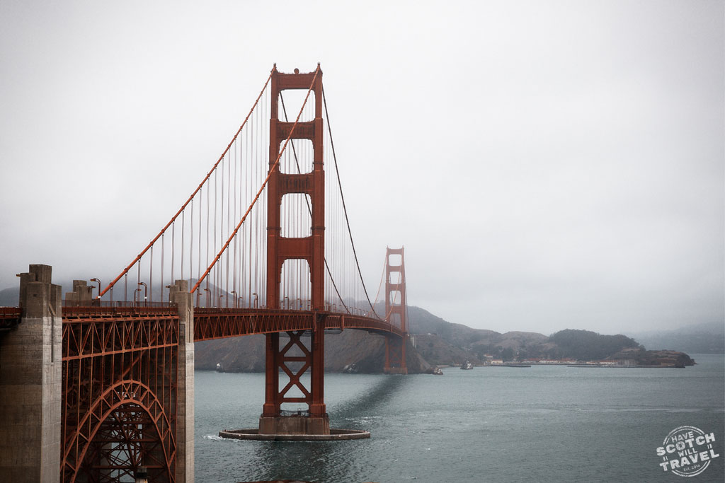 san francisco, us travel, travel blog, travel photography, travel prints, landscape photography, the golden gate bridge