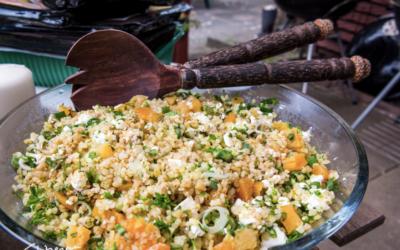 Bulgursalat – perfekt tilbehør til grill