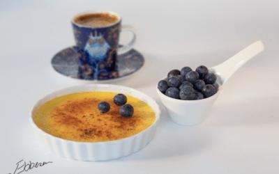 Traditionel Crème Brûlée