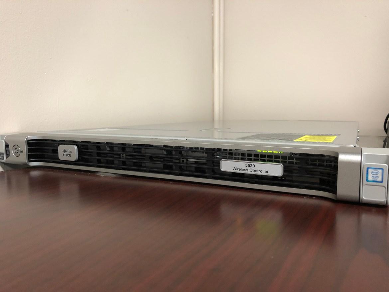 Cisco 5520 WLC Configuration – Havilandweb
