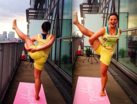 yoga poses to boost your mind