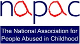 NAPAC – National Association for People Abused in Childhood.