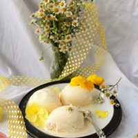 Limoncello Ice Cream