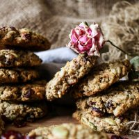 Multigrain Breakfast Cookies