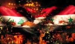 Syria burning dpc