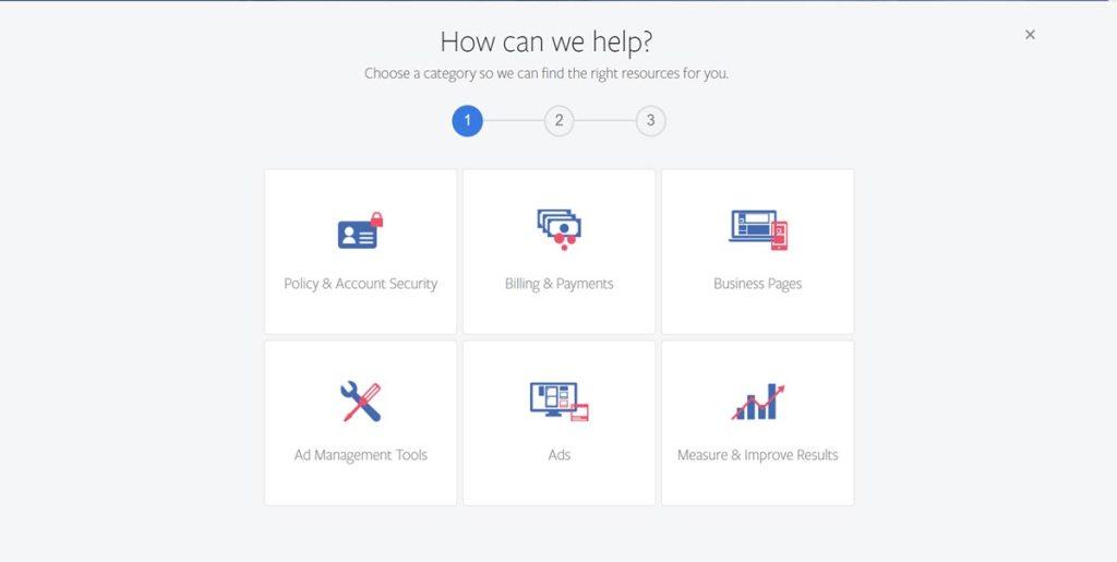 איך מגיעים לנציגי פייסבוק