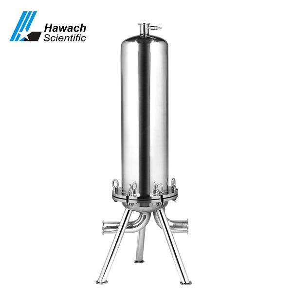 Stainless Steel Filter Housing, Gas/Liquid Filter Housing