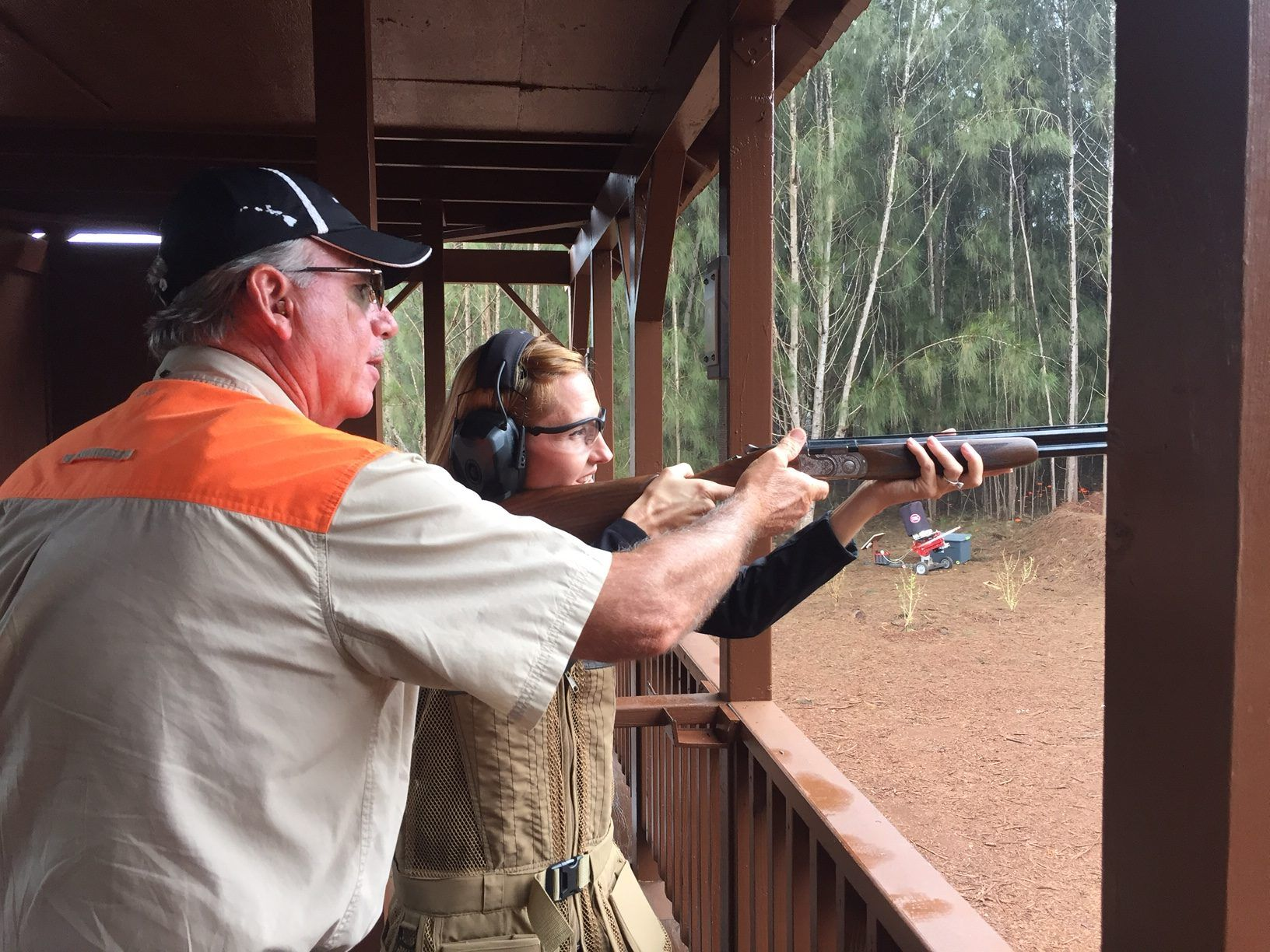 BULLSEYE Lanai Archery and Sporting Clays Hit the Spot