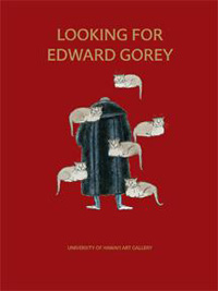 Looking for Edward Gorey catalogue cover