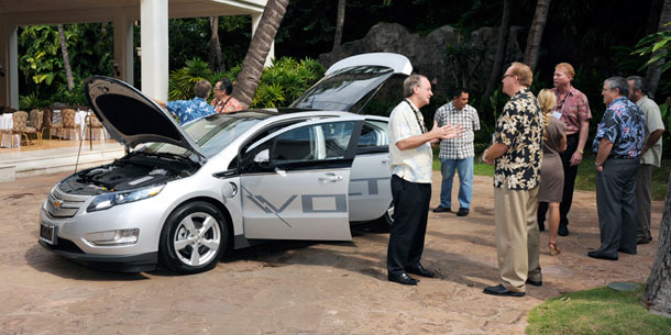 Maui College Leads Electric Vehicle Alliance
