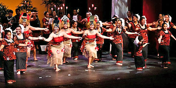 Hilo's International Event Features Cultural Performances