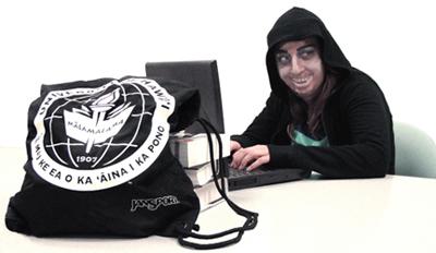 public distribution hacker photo