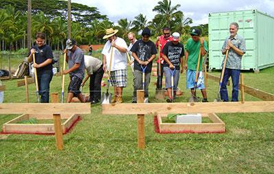 Kauai breaks ground for affordable housing prototype ...