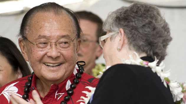 President Greenwood's Statement On The Passing Of Senator Inouye