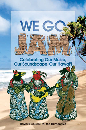 Book cover image for We Go Jam