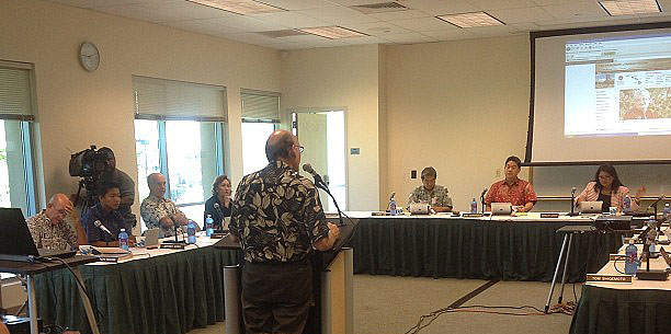 meeting of the University of Hawaii Board of Regents