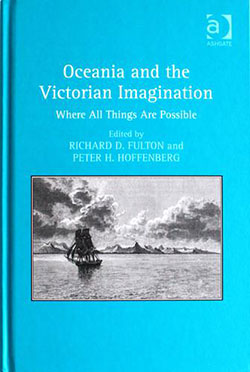 Oceania and the Victorian Imagination bookcover