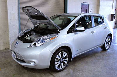 hybrid-ev vehicle