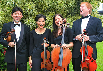Galliard String Quartet
